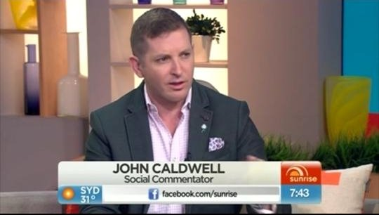John on Sunrise